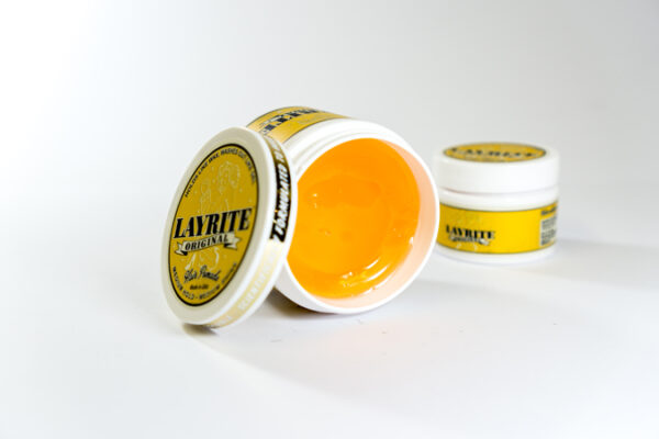 Layrite Original Pomade (Yellow) - 3Bs Barber Shop Galway