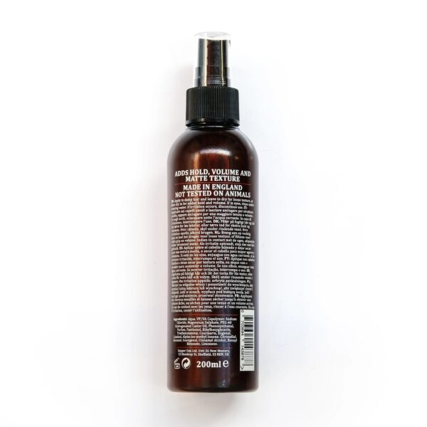 Dapper Dan Sea Salt Spray - 3Bs Barber Shop Galway 2